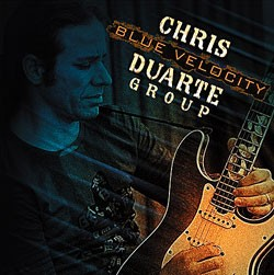 Chris Duarte CD