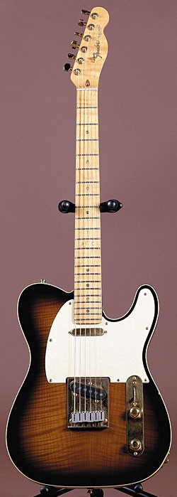 Fender Custom Shop 40th Anniversary Telecaster