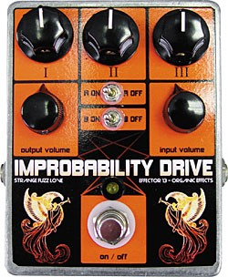 Effector 13 Improbability Drive
