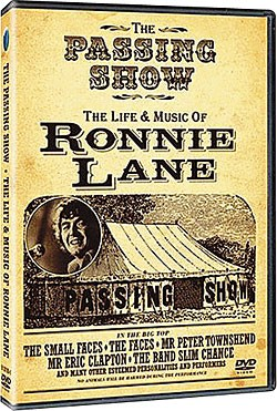 Ronnie Lane DVD