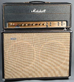 Marshall 100-watt PA head