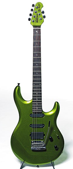 2007 Music Man Luke (Green)