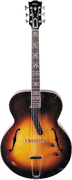Gibson ES-300 Prototype