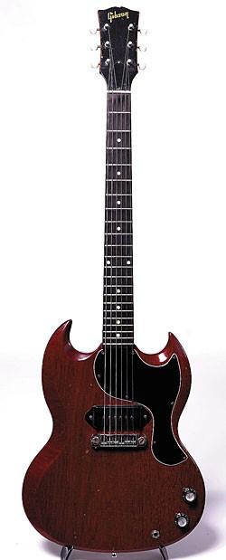 gibson sg wallpaper. 61 Gibson SG Junior