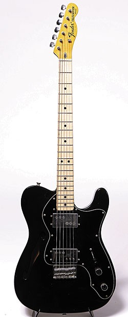 72 Fender Telecaster Thinline