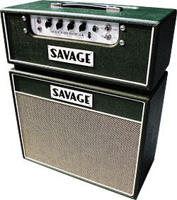 Savage Audio Macht 12x