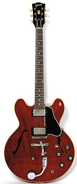 1961 Gibson ES-335 purchased