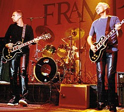 Gordon and Peter Frampton