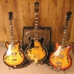 Epiphone lefties