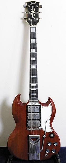 Circa 1961 Gibson SG/Les Paul Custom