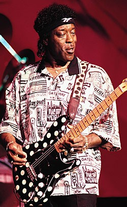 Buddy Guy Photo: Ken Settle