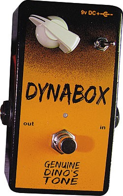 Dino's Guitars Dynabox