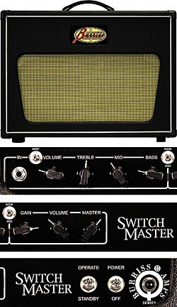 Burriss Switchmaster 2x12