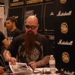 Kerry King at Marshall