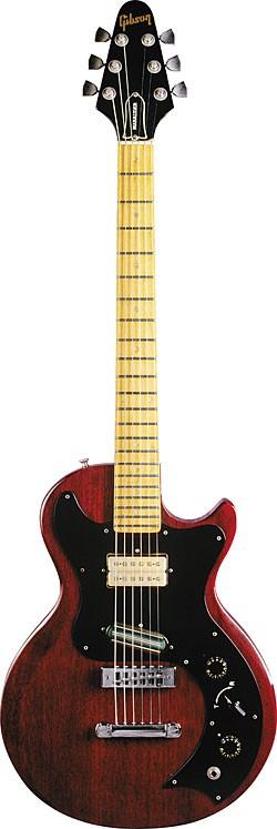 gibson marauder m 1 vintage guitar magazine. Black Bedroom Furniture Sets. Home Design Ideas