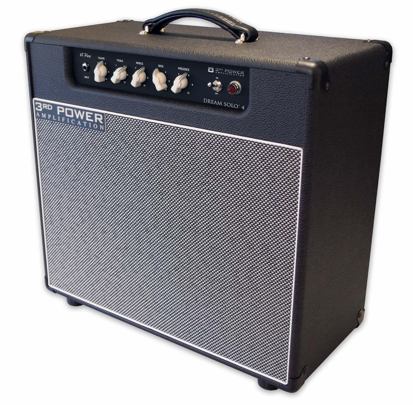 3rd Power Dream Solo Series amps