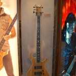 B.C. Rich Paolo Gregoletto signature Warlock