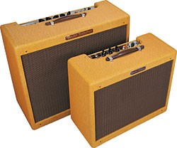 Fender '57 Twin Amp and '57 Deluxe