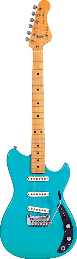 Early-'80s G&L SC-3