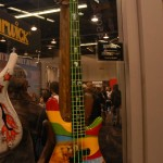 Warwick TM Stevens Signature Zooloo Warrior bass