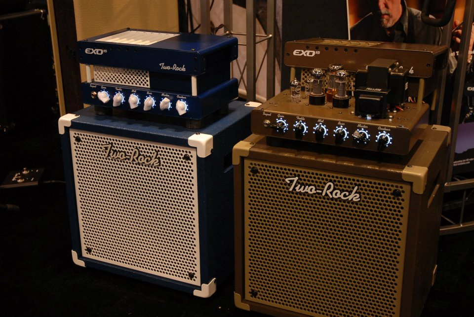 The Two-Rock EXO15 amp