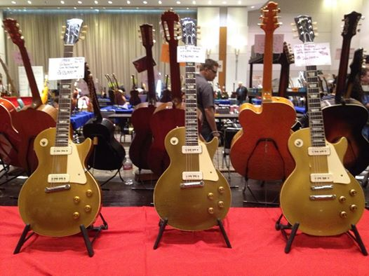 arlington guitar show 2014 vintage guitar magazine. Black Bedroom Furniture Sets. Home Design Ideas