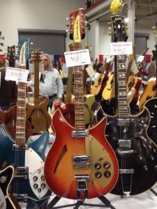 '61 Rickenbacker Capri at Southside Guitars.