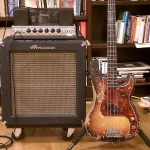Very early '64 P-Bass & '66 B-15N