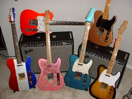 Teles and Amps