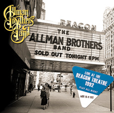 The Allman Brothers Band - Play All Night: Live at the Beacon Theatre 1992
