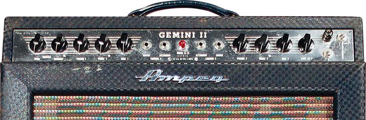 Ampeg Gemini II G-15