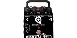 Amptweaker's FatMetal Distortion