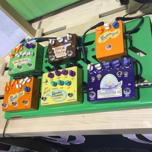 "Vintage Guitar stopped by the Analog Alien booth at The NAMM Show to see the latest effects pedals from the company behind the ""coolest guitar pedals on the planet."""