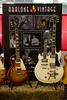 Abalone Vintage Guitars booth