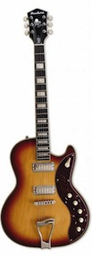 Airline Dallas Green Signature Jupiter Pro