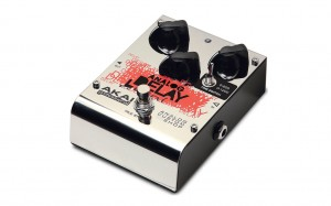Akai Professional Guitar Pedals - Analog Delay Pedal