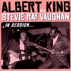 albert king with stevie ray vaughan vintage guitar magazine. Black Bedroom Furniture Sets. Home Design Ideas
