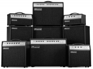 Ampeg GVT amplifiers