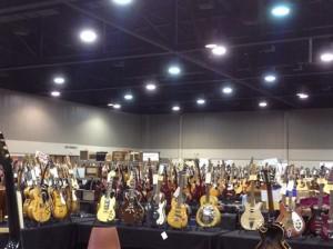 Arlington Guitar Show 2014