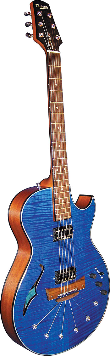 Babicz Octave Blue Flame