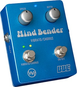 BBE upgrades Mind Bender