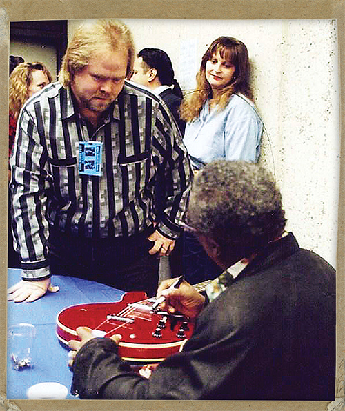 B.B. King - Ode to the King of the Blues