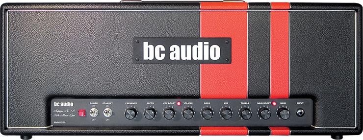 BC Audio Amplifier No. 10 Mk. II