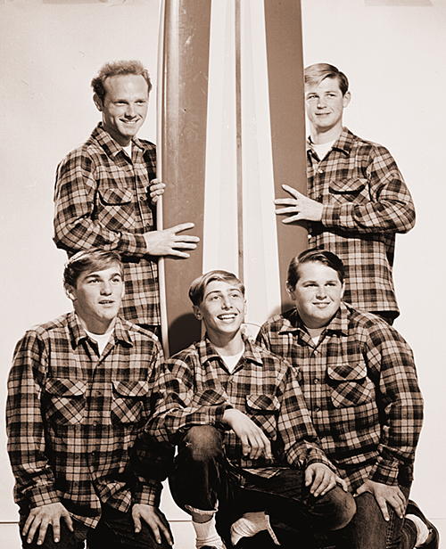 The Beach Boys Capitol Photo Archives.