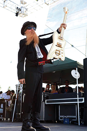 Billy Gibbons Goes Solo Vintage Guitar Magazine