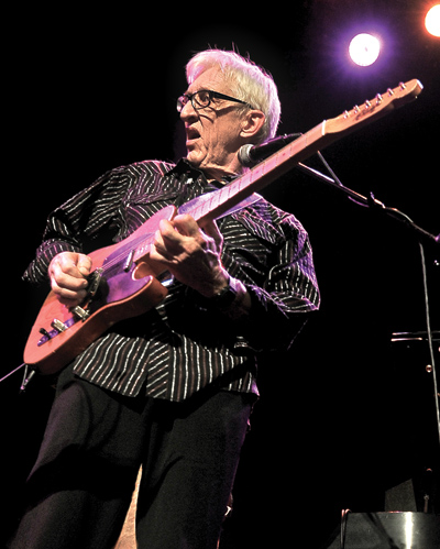 Bill Kirchen photo courtesy of B. Kirchen.