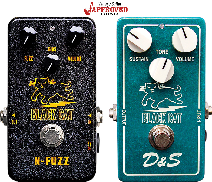 Black Cat's D&S and N-Fuzz