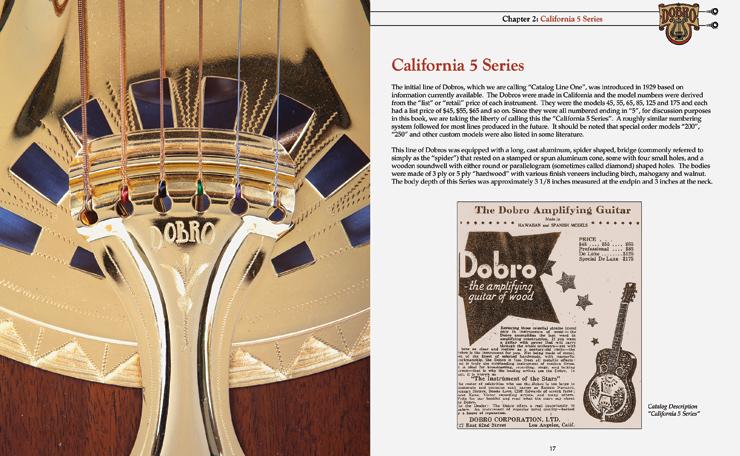 (LEFT) Ca. 1934 Dobro Model 45.