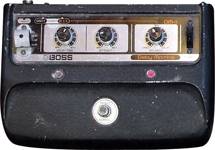 Boss DM1 Delay Machine