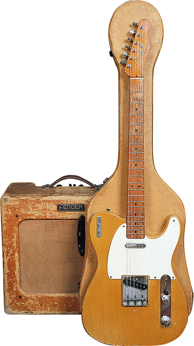 Ajs 1950 Fender Broadcaster Vintage Guitar Magazine Telecaster Sale On Texas Special Pickups Wiring Click To Enlarge